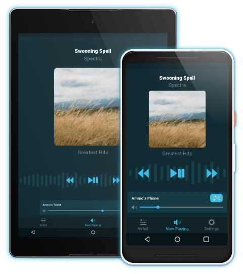 Rogue Amoeba | Airfoil Satellite: Stream audio to your Android