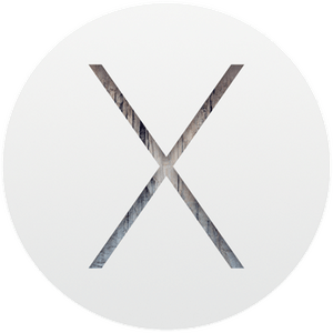 Mac OS X 10.10 (Yosemite) Icon