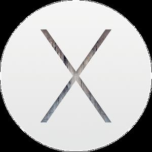 Mac OS X 10.10 (Yosemite) Icon