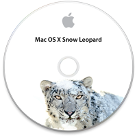 Snow Leopard Disc