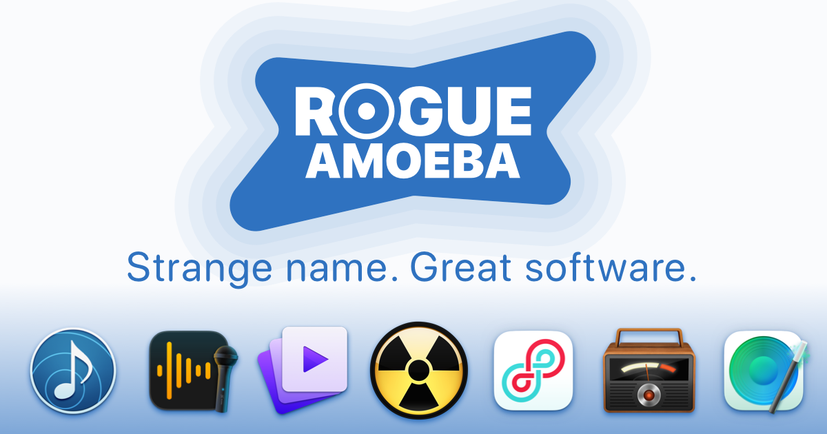 rogueamoeba.com