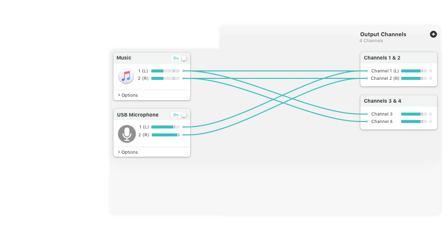 Rogue Amoeba | Loopback: Cable-Free Audio Routing